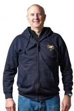COBBETTS ZIPPED HOODY